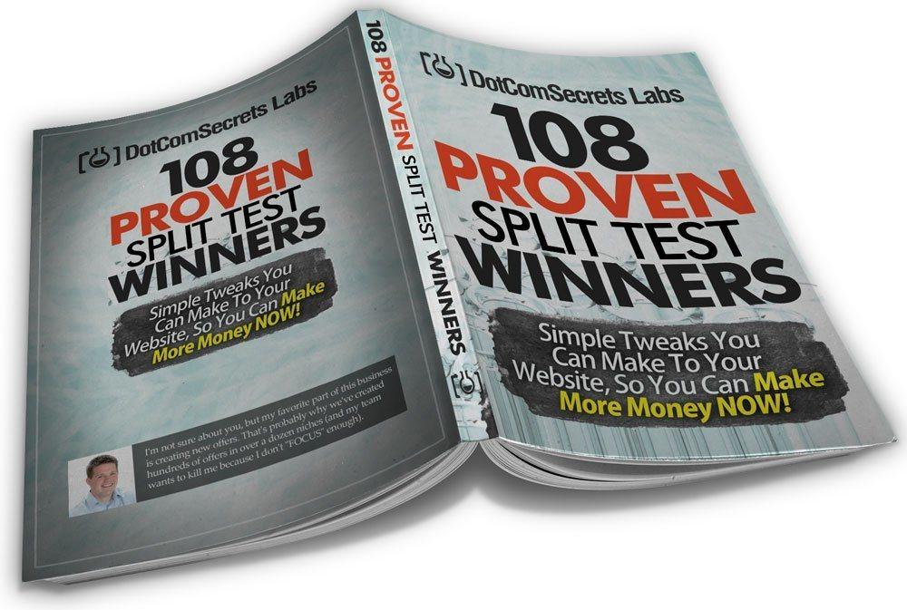 108 Proven Split Test Winner
